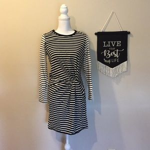Knotted Topshop Dress